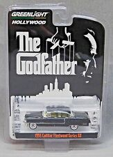 Greenlight 1955 Cadillac Fleetwood Series 60 - The Godfather Hollywood Series 14