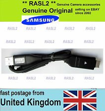 Genuine Original Samsung USB Cable WB600 WB5000 ST100 ST80 ST70 TL34HD NV40 NV24