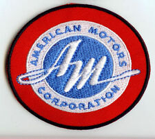 American Motors Corp embroidered cloth patch.    F030201
