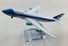 16cm Air Force One Boeing 747 Diecast Model Aircraft Airplane American President
