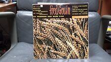 """Fred Gouin: la chanson des blés d'or - Vinyle 10"""" 25 cm EX/EX CBS OS 1253"""
