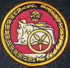 Iran Imperial Iranian  81st & 92nd Armoured Division Patch
