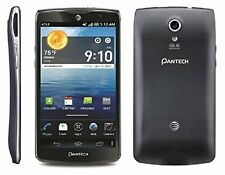 Pantech Discover P9090 - 16GB - Black (Unlocked) Smartphone - NEW