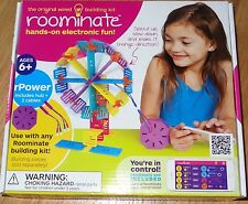 Roominate rPower STEM Control Roominate Hands-on Electronic Fun RM1001-BT
