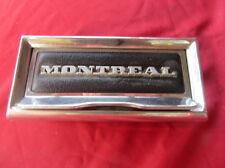 Original Alfa Romeo Montreal Aschenbecher 105646102000/01 Guter Zustand RARITÄT