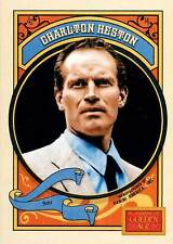 Charlton Heston #94 2014 Panini Golden Age