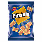 8 Pcs (X75g)TASTY PITSINIA SNACKS GREEK GREECE CLASSIC CORN-POTATOS