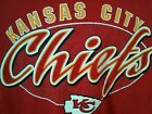 Kansas City Chiefs men's long sleeve top NFL