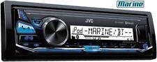 JVC KD-X33MBT Marine MP3 Radio mit Bluetooth USB iPod AUX-IN Boot Yacht