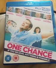One Chance starring james Corden Blu Ray Disk In Excellent Condition