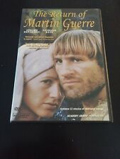 THE RETURN OF MARTIN GUERRE DVD GERARD DEPARDIEU  NATALIE BAYE