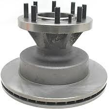Raybestos 66530R Disc Brake Rotor and Hub - Made in the USA Premium Quality!