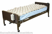 Alternating Variable Pressure Relief Pad Pump System Hospital Mattress Air Aire