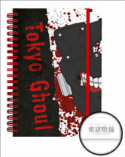 Tokyo Ghoul A5 Notebook Mask Ken Kaneki Anime Manga 100% Official Licensed