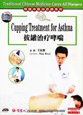 Traditional Chinese Medicine Cures All Diseases Cupping Treatment for Asthma DVD