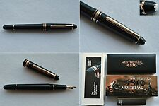 Montblanc Meisterstuck Classique 90th Anniversary Edition Red Gold Fountain Pen