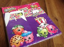 NEW SHOPKINS 30 PACK  BIRTHDAY TREAT CANDY BOXES PARTY FAVOR GOODY  BOX