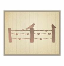 Ultimate Crafts Die - Australiana Collection - Barbed Wire Fence ULT157467