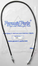 Pyramid Parts Speedo Cable fits: Yamaha YZFR6 YZF R6 99-08