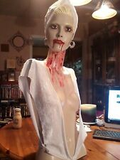 LADY GAGA COUNTESS AMERICAN HORROR STORY ZOMBIE PROP LIFESIZE MANNEQUIN TORSO