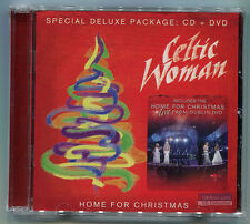 Celtic Woman - Home for Christmas: Live From Dublin Deluxe CD + DVD PBS NEW