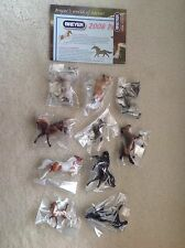 BREYER SR JCP STABLEMATES 2008 PARADE OF BREEDS COMPLETE SET NIP