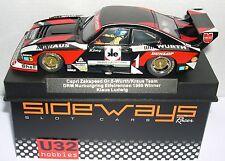 RACER SIDEWAYS SW48 FORD CAPRI Gr.5 ZAKSPEED #1 DRM NURBURGRING 1980 K.LUDWIG MB