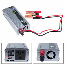 1500W 1500 WATT 12V DC TO 110V AC car automotive POWER INVERTER Converter F