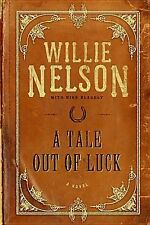 Willie Nelson Mike Blakely A Tale Out Of Luck TPB VGC