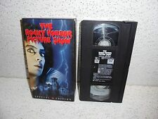 The Rocky Horror Picture Show VHS Video Special Edition Out of Print