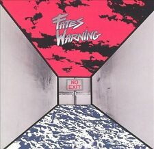 Fates Warning-NO EXIT-Jim Matheos-HARTFORD CT.prog-hard rock/HEAVY METAL/Guitar