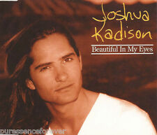 JOSHUA KADISON - Beautiful In My Eyes (Dutch 4 Tk CD Single)