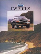 1996 Ford P/U F-150/F-250/F-350 - Sales Catalog