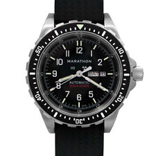 Military Marathon Jumbo Day/Dt (JDD) Swiss Made 300m Diver New w/ full warranty!