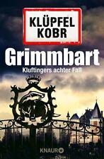 Grimmbart von Michael Kobr und Volker Klüpfel (2015, Taschenbuch)