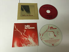 Hell Is For Heroes  Sick Happy/Cut Down + You Drove Me to It X 2 CD BUNDLE RARE