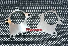 "T3 (5 Bolts) T3/T4 Turbo Downpipe FLANGE Stainless Steel 2.5"" Discharge + Gasket"