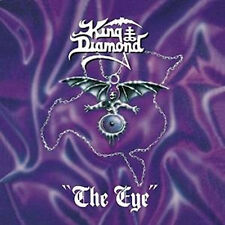King Diamond - The Eye LP - Sealed - NEW COPY - Mercyful Fate