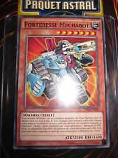 YU-GI-OH! COMMUNE FORTERESSE MECHABOT AP06-FR020 NEUF PAQUET ASTRAL 6