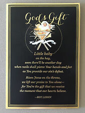"""God's Gift"" Christian Christmas Card By DaySpring Cards~6 3/4"" X 4 3/4"", NEW!"