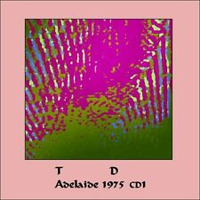 T  D – Adelaide 1975  (tangerine dream) double album