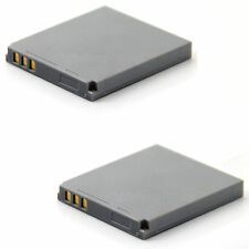 2x 1000mAh Battery For NB-4L Canon PowerShot ELPH 100 HS 300 HS 310 HS 330 HS