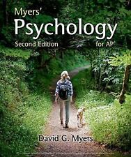 Myers' Psychology for AP 2nd edition [PDF]