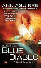 Blue Diablo: A Corine Solomon Novel-ExLibrary