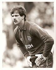 Original Press Photo Stoke City FC Peter Fox 3.3.1984 10x8 inch