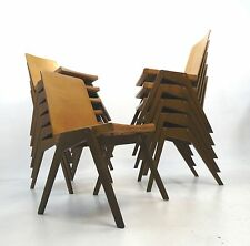 STACKING CHAIR 50 er/ 60er JAHRE INDUSTRIALE / STÜHLE. /Loft Design