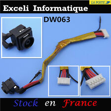 Connecteur Sony Vaio VGN-CR520DJ VGN-CR520D VGN-CR W Dc power jack socket cable