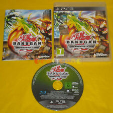 BAKUGAN DEFENDERS OF THE CORE Ps3 Versione Italiana 1ª Edizione »»»»» COMPLETO