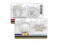 2016 Australia at War Series - Vietnam War - 50c Coin