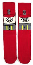 MENS FIREMAN FIREFIGHTER NOVELTY SOCKS UK SIZE 6-11 / EUR 39-45 / USA 7-12